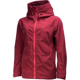 Lundhags W's Habe Jacket Dark Red